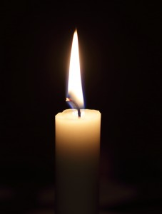Kerzenherstellung