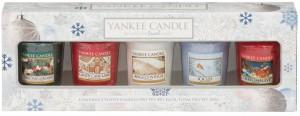 yankee candle weihnachtsgeschenke set sampler