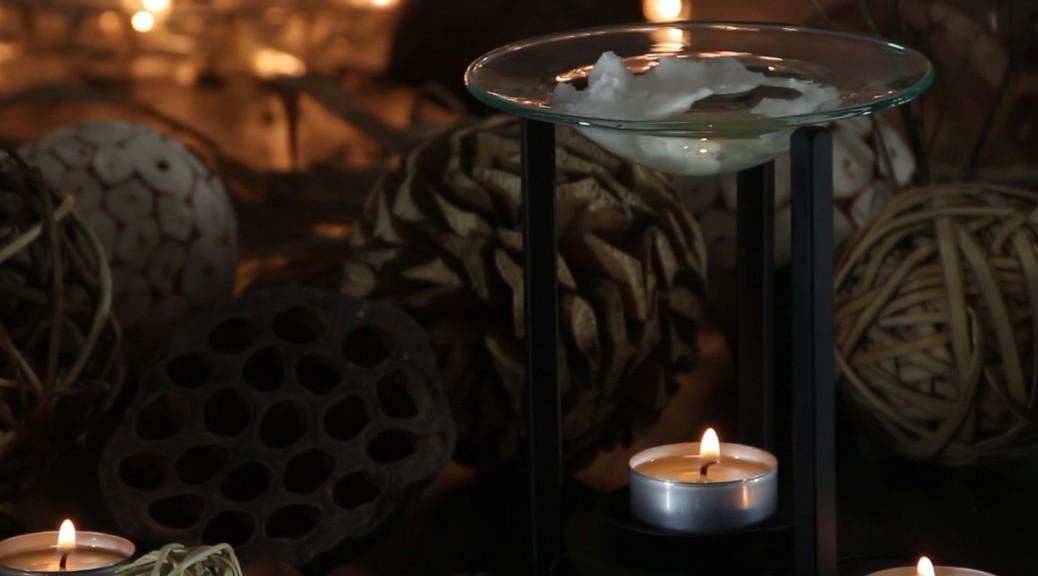 Duftlampe Aromalampe