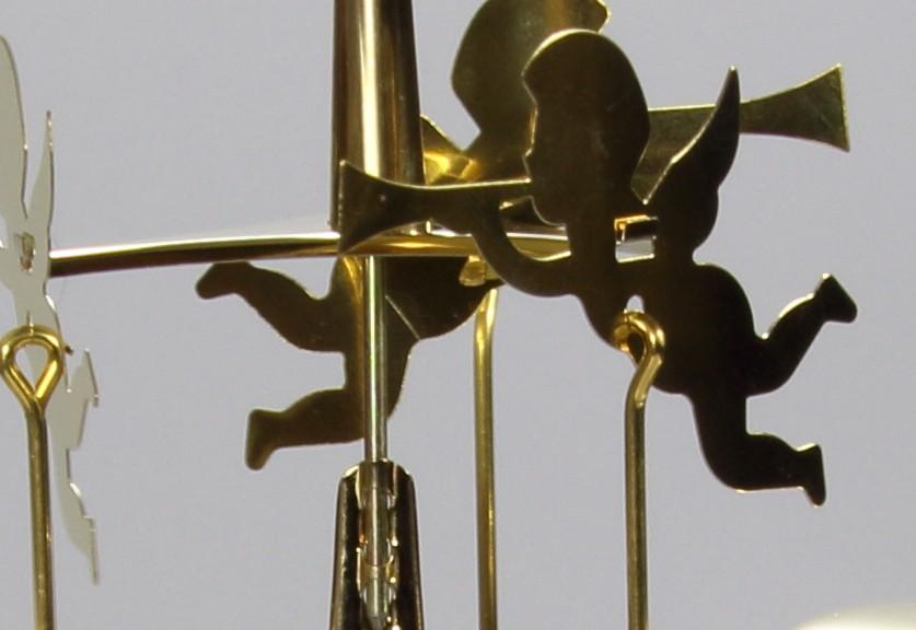 Klingelbaum-Lichter-Glockenspiel-Klingelpyramide